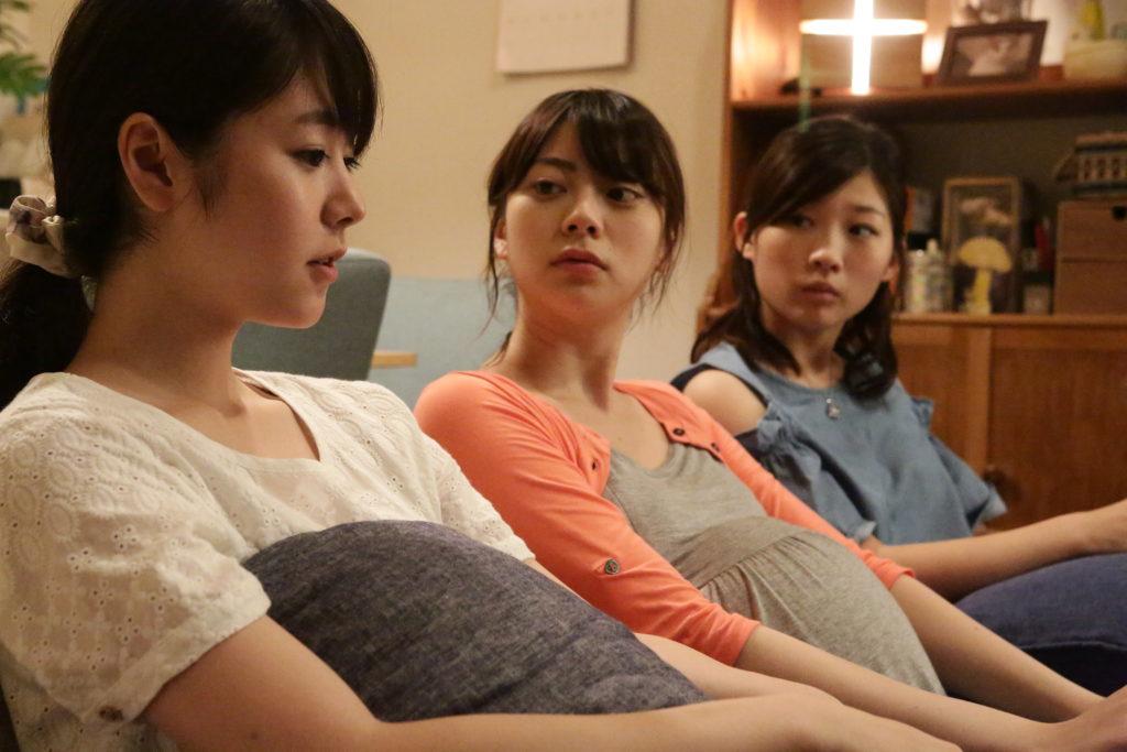 Asako, Maya et Haruyo. Cédrits : Art House Films