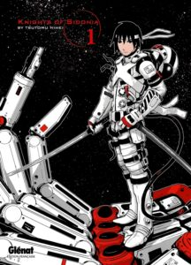 Knights of Sidonia - Tome 1 (Editions Glénat)