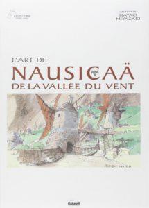 L'art de Nausicaa de la vallée du vent - Glénat