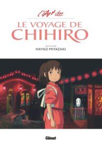 L'Art du Voyage de Chihiro : couverture