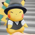 Emotions de Pikachu dans le jeu Pokémon Let's GO