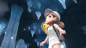 Harmonie entre dresseur et pokémon dans le jeu Pokémon Let's GO