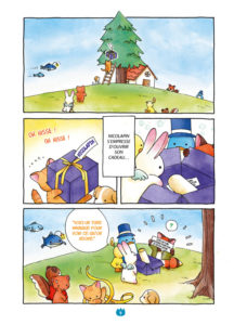 Les Pounipounis de Mashiro Minamino : extrait volume 1