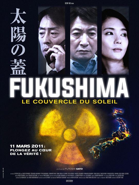Fukushima, le couvercle du soleil : Affiche