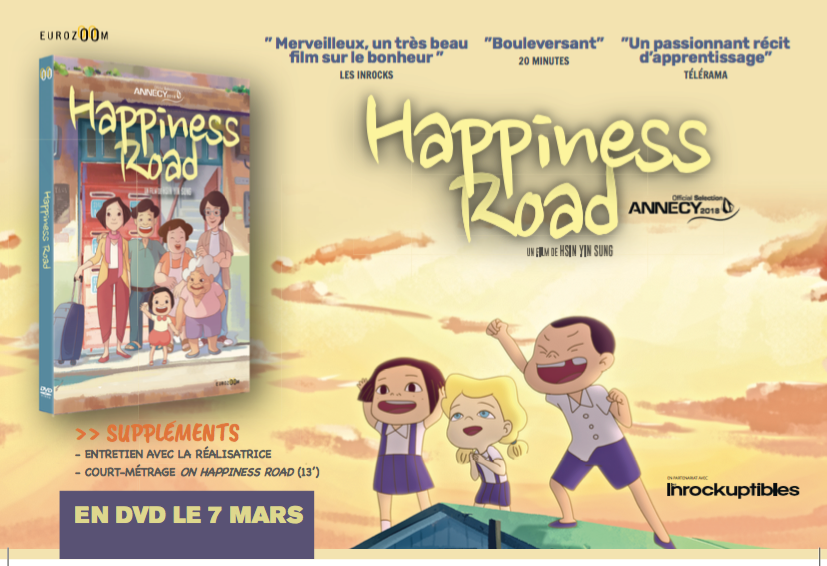 happiness road dvd