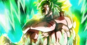 Broly, nouvelle version ©Toei animation/ Wild Bunch distribution