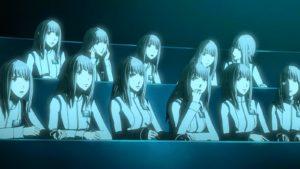Des clones sur Sidonia avec les sœurs Honoka