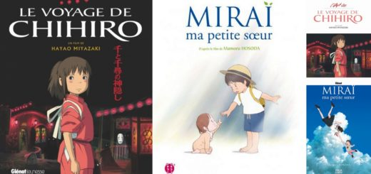 Livres cinema d'anime