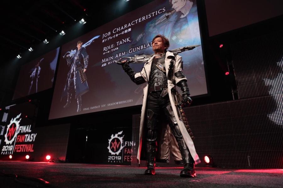 Naoki Yoshida Gunbreaker