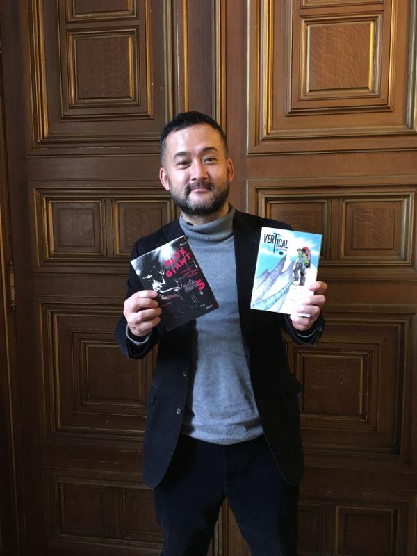 ISHIZUKA Shinichi, FIBD 2019