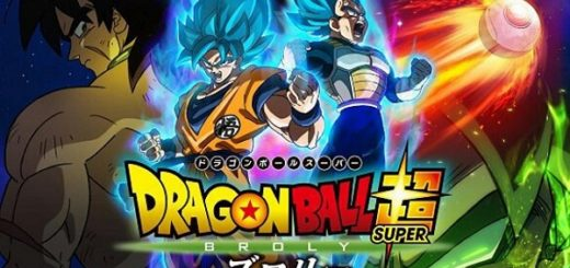 affiche dragon ball super broly