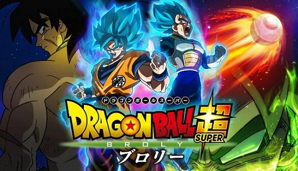 Dragon Ball Super Broly Le Meilleur Des Films Dragon Ball