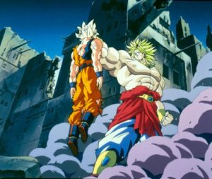 Broly version années 90 ©Toei animation