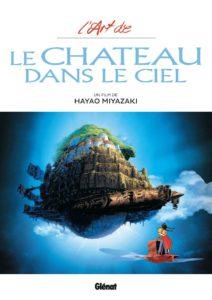 L'art de Le chateau dans le ciel par MIYAZAKI chez Glénat