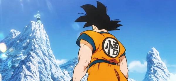 Son Goku vs Broly ©Tori animation/Wild Bunch distribution
