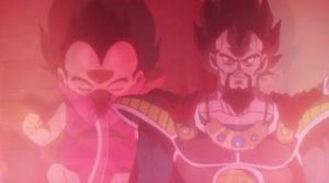 Broly et paragus ©Toei animation/Wild Bunch distribution