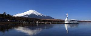 Le mont Fuji et la région des 5 lacs