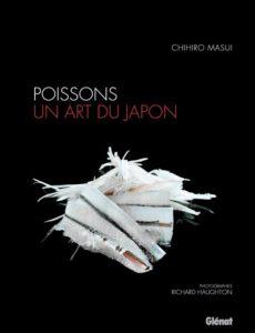 Poissons, un art du Japon de Chihiro Masui : couverture