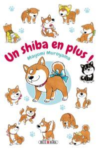Couverture de Un shiba en plus chez Soleil Manga
