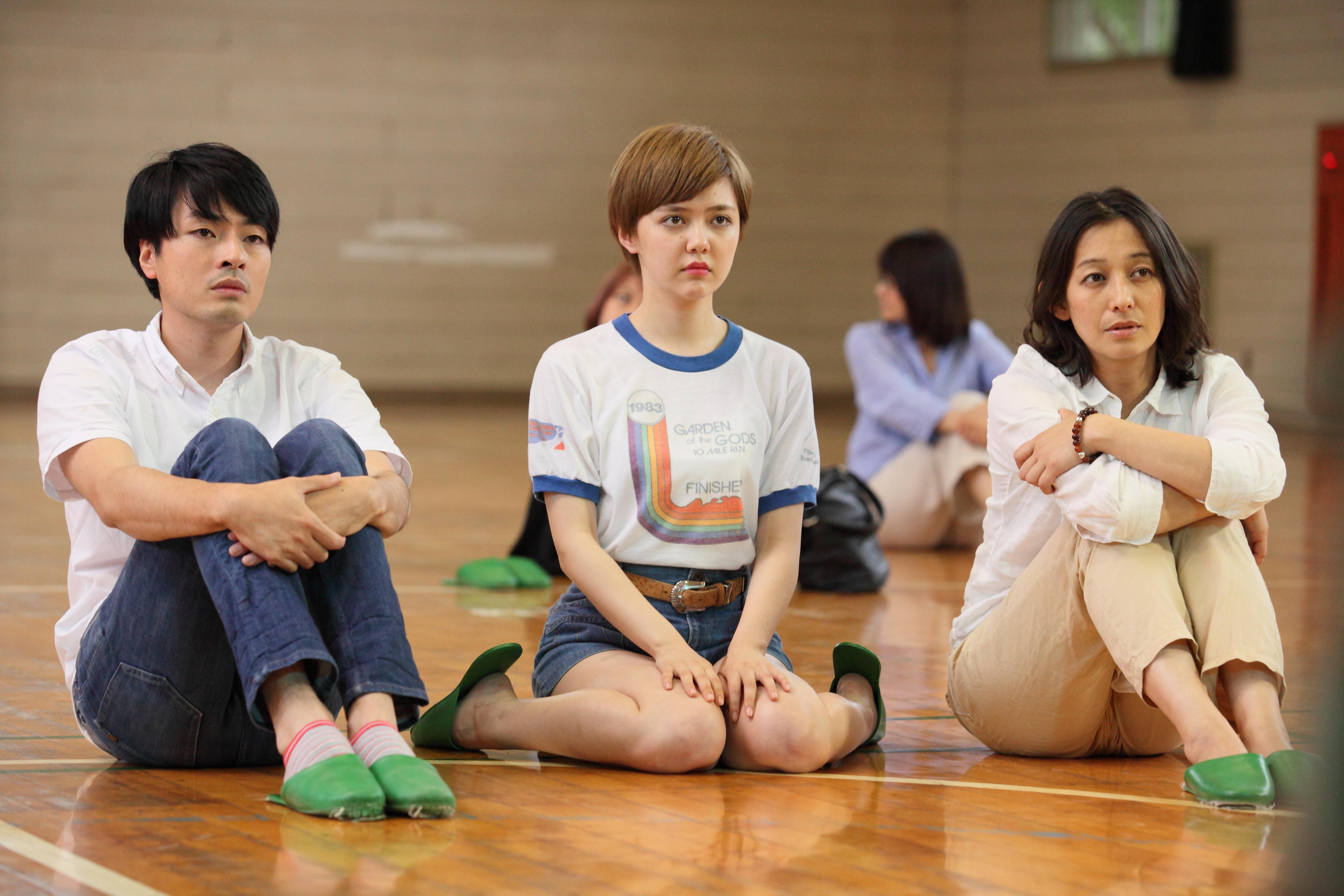 UCHIMURA Haruka, ENDŌ Nina et KATAOKA Reiko dans Yamato (California)