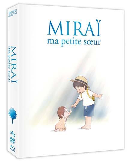 Miraï, ma petite soeur - Edition Collector Combo Blu-Ray/DVD