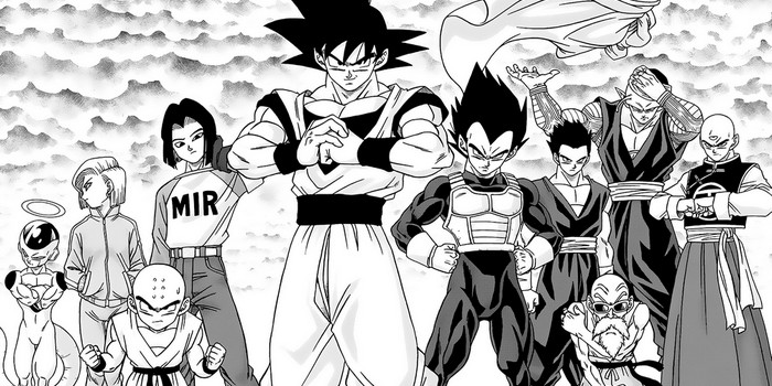 Dragon Ball Super © Shueisha
