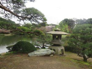 jardin Zen de tokyo