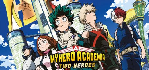 UNE de l'interview sur le film My Hero Academia Two Heroes : Yoshihiko UMAKOSHI