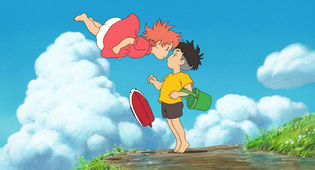 Ponyo © Studio Ghibli - Tous droits réservés