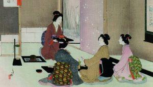 cérémonie thé wabi cha