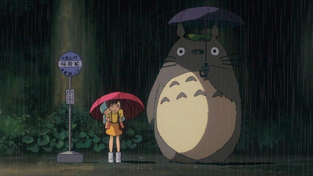 Totoro © Studio Ghibli - Tous droits réservés