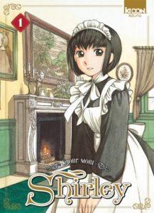 Couverture du tome 1 de Shirley de Kaoru Mori chez Ki-oon