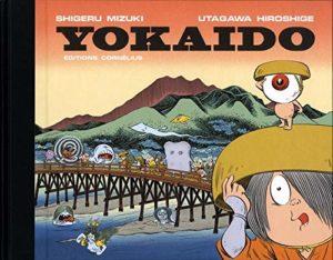 Yokaido de Shigeru Mizuki : couverture