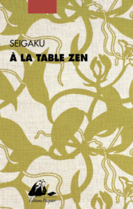 A la table zen de Seigaku : couverture