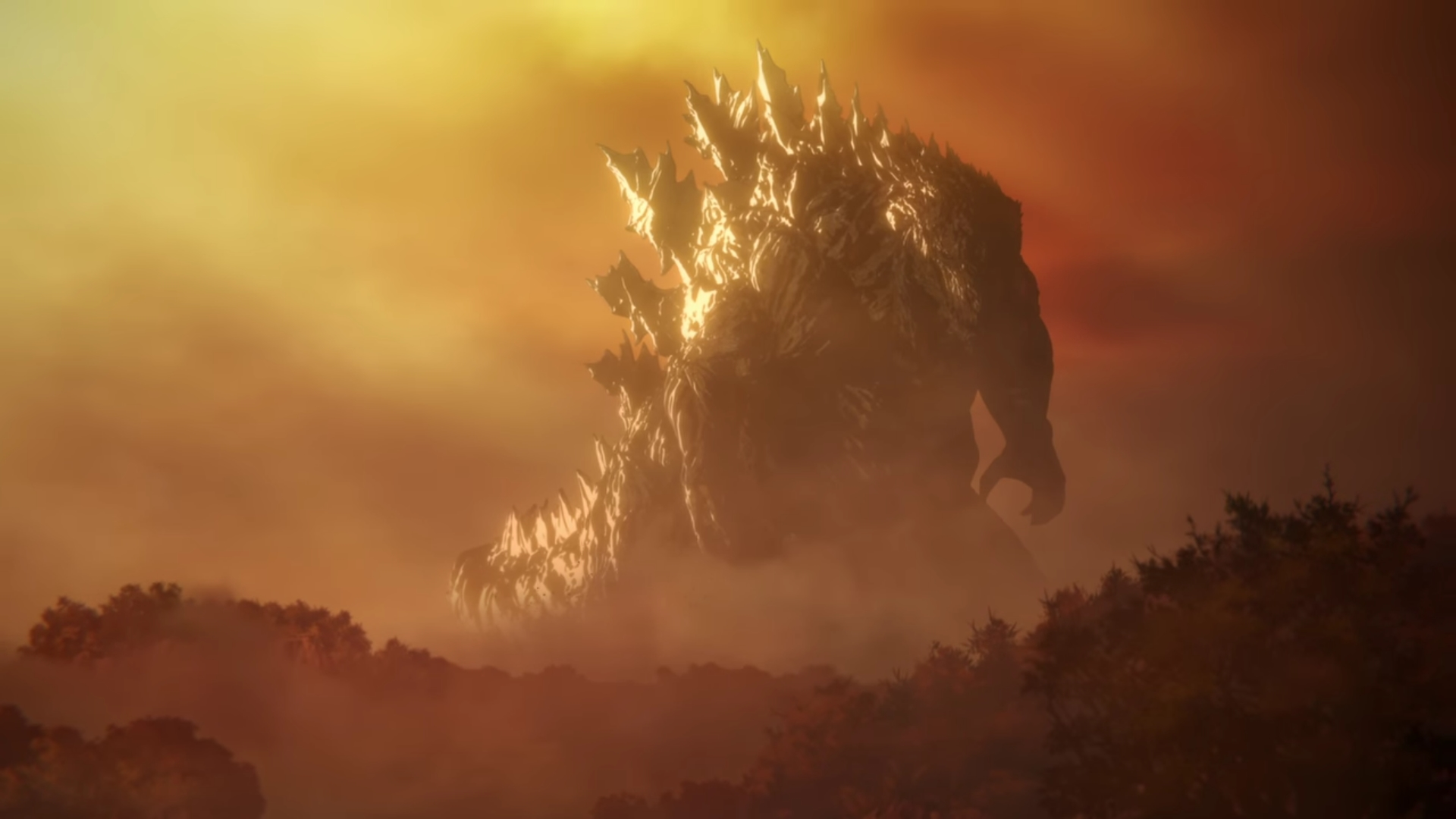Godzilla ô roi de la destruction