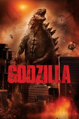 Affiche du film Godzilla (2014)