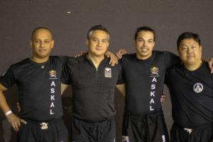 Photographie de Mitchell Tsia et son équipe