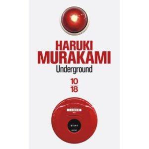 Underground de Haruki Murakami