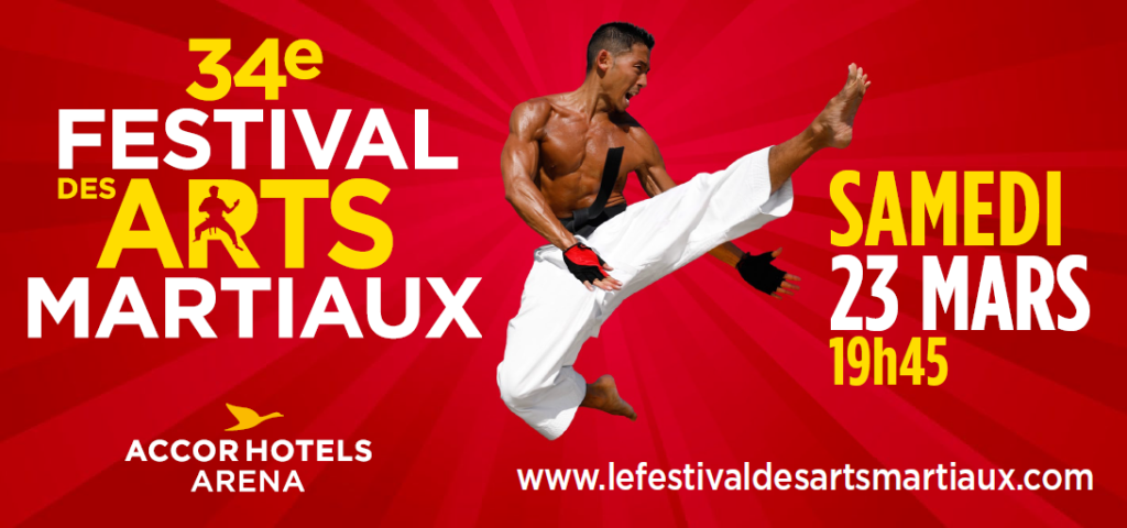 34ème Festival des Arts Martiaux - Paris
