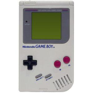 Game Boy GB Logo