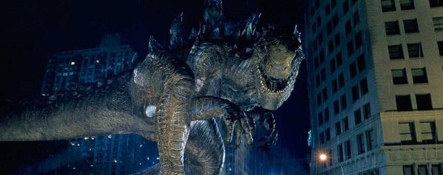 Godzilla du film de 1998