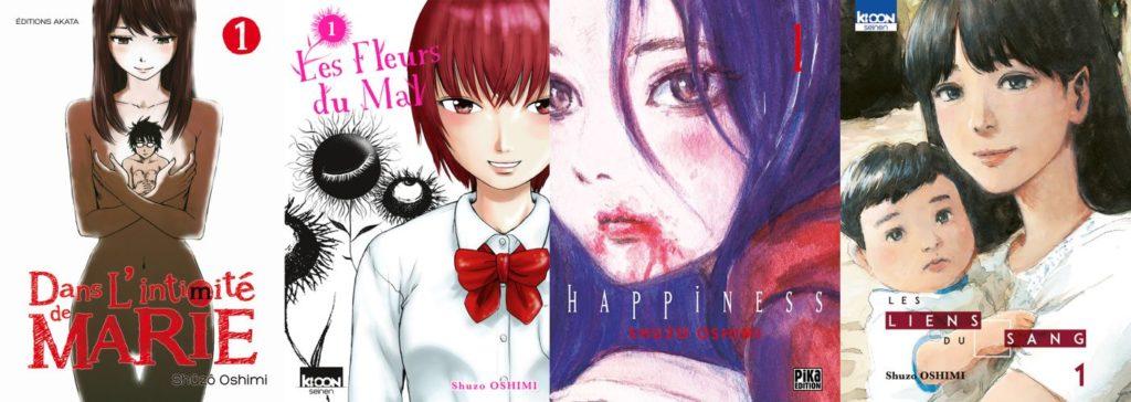 Manga OSHIMI