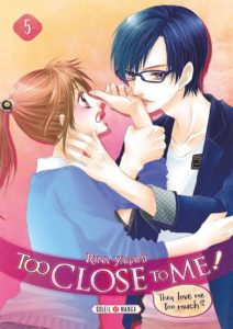 Tome 5 de Too close to me chez Soleil