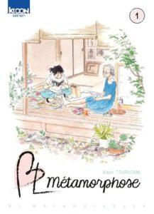 Couverture du tome 1 de BL Métamorphose chez Ki-oon