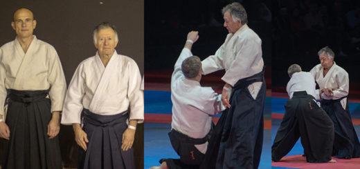 UNE de l'interview de Gérard Blaize sur l'aïkido