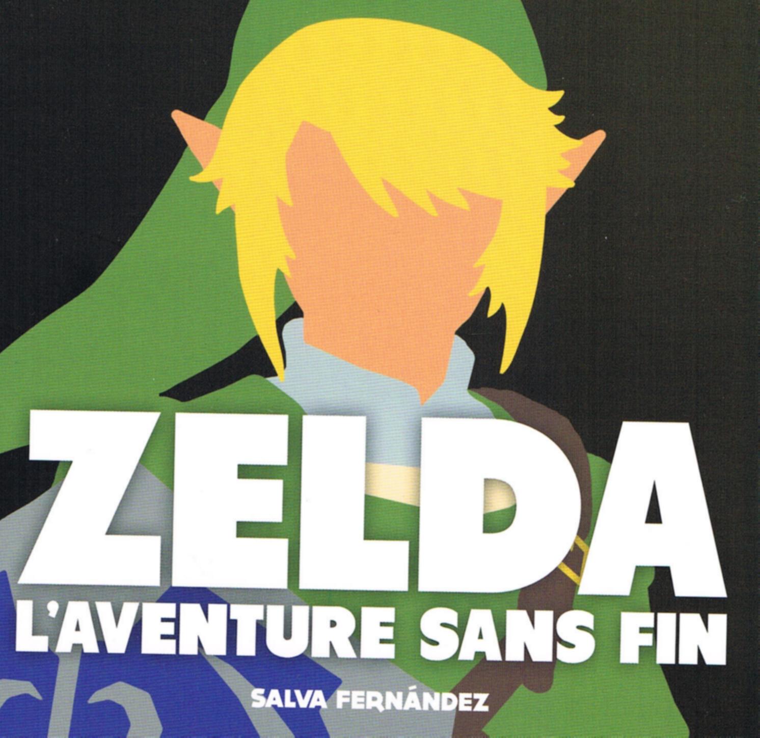 Interview Salva Fernandez Et Zelda Une Aventure Sans Fin