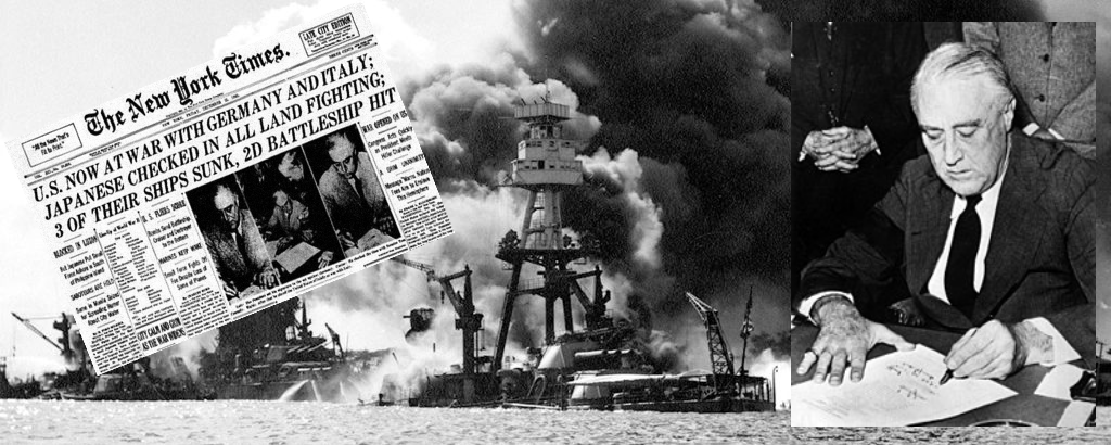 Attaque de Pearl Harbor du 7 décembre 1941