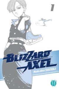 Couverture du tome 1 de Blizzard Axel chez Nobi Nobi