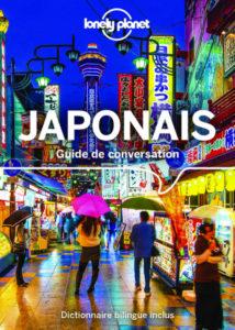 Guide de conversation japonais Lonely Planet