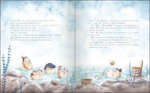 Une peur étrange, volume 2 de Mukashi mukashi par Delphine Vaufrey